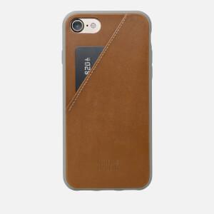 Native Union Clic Card iPhone 7 Case - Tan