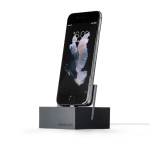 Native Union Marble Dock For iPhone - Black