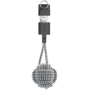 aa4cde168c Native Union Key Cable - Zebra