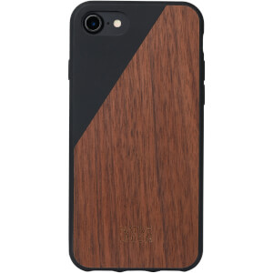 Native Union Clic Wooden iPhone 7 Case - Black