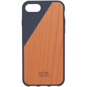 Native Union Clic Wooden iPhone 7 Case - Marine