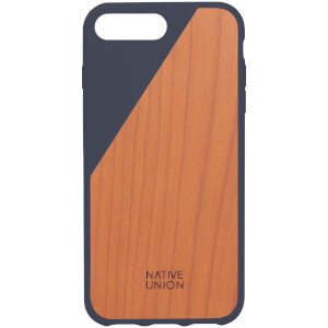 Native Union Clic Wooden iPhone 7 Plus Case - Marine