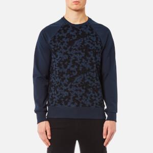 Michael Kors Men's Camo Block Sweatshirt - Midnight
