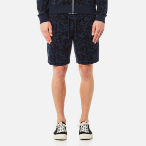 Michael Kors Men's Subtle Camo Shorts - Midnight