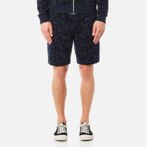 Michael Kors Men's Subtle Camo Shorts - Midnight