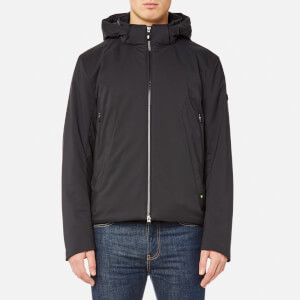 BOSS Green Men's Jadd Zipped Jacket - Black