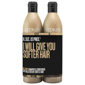 Redken Soft Obsessed All Soft Duo
