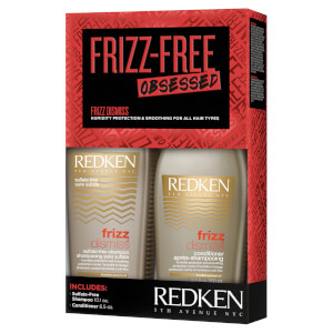 Redken Frizz-Free Obsessed Frizz Dismiss Duo 5oz