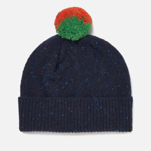 Paul Smith Women's Pom Pom Hat - Blue