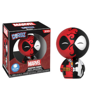 Esclusiva PIAB Marvel - Deadpool Venom Figura Dorbz