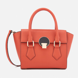 Vivienne Westwood Women's Opio Saffiano Small Handbag - Orange