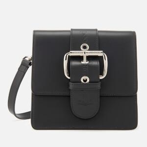 Vivienne Westwood Women's Alex Buckle Small Handbag - Black