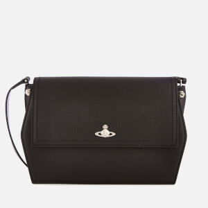 Vivienne Westwood Women's Cambridge Clutch Bag - Black