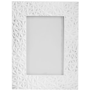 Fifty Five South Geo Photo Frame - White 4