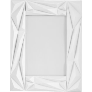Fifty Five South Prisma Photo Frame - White 5
