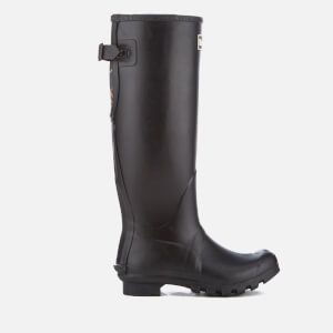 Barbour Women's Jarrow Adjustable Tall Wellies - Black