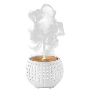 Ellia Gather Ultrasonic Diffuser - Cream