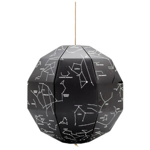 Glow In The Dark Star Globe