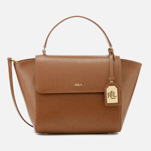 Lauren Ralph Lauren Women's Newbury Barclay Cross Body Bag - Lauren Tan