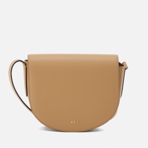 Lauren Ralph Lauren Women's Dryden Caley Mini Cross Body Bag - Palomino/Caramel