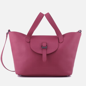 meli melo Women's Thela Medium Floater Bag - Bordeaux