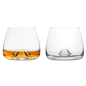Final Touch Durashield Whiskey Glasses 300ml (Set of 2)