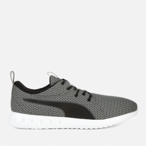 Puma Men's Carson 2 Knit Running Trainers - Quiet Shade/Puma Black