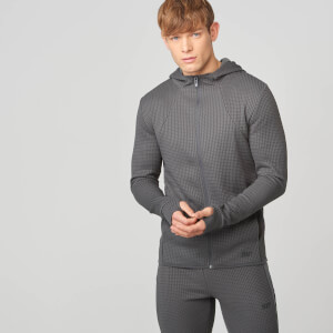 Luxe Reflect Hoodie 2.0 - Charcoal - S