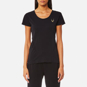 Lucas Hugh Women's Core Technical T-Shirt - Black