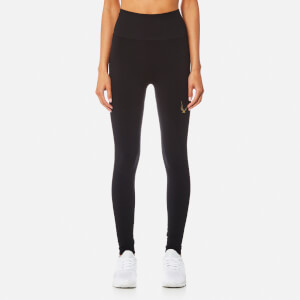 Lucas Hugh Women's Core Technical Knit Leggings - Black