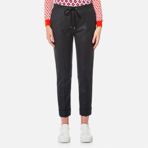 KENZO Women's Tailored Jog Pants - Grey