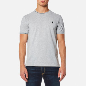 Polo Ralph Lauren Men's Pique T-Shirt - Spring Heather