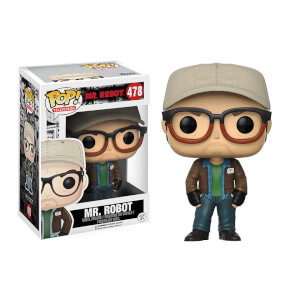 Figurine Pop! Mr Robot Mr Robot