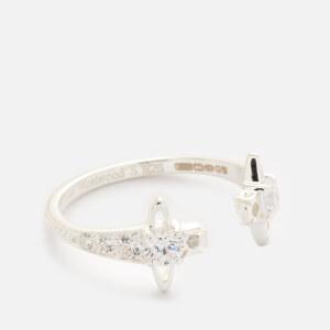 Vivienne Westwood Women's Reina Ring - Crystal Cubic