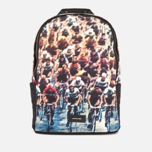 PS by Paul Smith Men's Cycling Backpack - Multi
