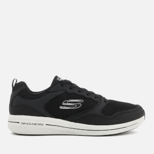Skechers Men's Burst 2.0 Trainers - Black/Grey