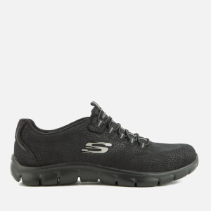 Skechers Women's Empire Take Charge Trainers - Black