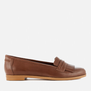 7ab33df4ecd Clarks Women s Andora Crush Leather Loafers - Tan