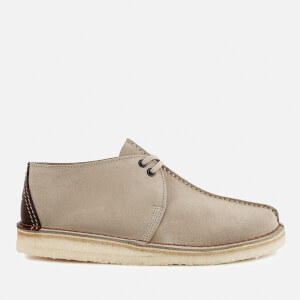 Clarks Originals Men's Desert Trek Shoes - Sand Suede
