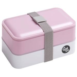 Grub Tub Lunch Box - Light Pink