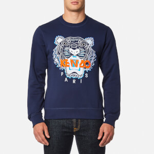 KENZO Men's Classic Icon Sweatshirt - Ink
