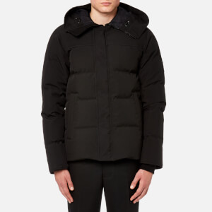KENZO Men's Puffa Jacket - Black