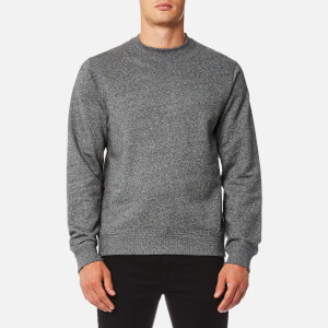 KENZO Men's Back Logo Sweatshirt - Anthracite