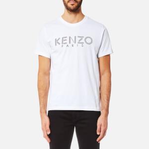 KENZO Men's KENZO Paris T-Shirt - White