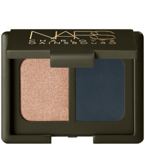 NARS Cosmetics NARS x Charlotte Gainsbourg Velvet Duo Eye Shadow - Old Church Street