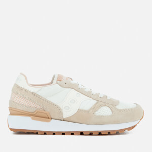 Saucony Women's Shadow Original Trainers - Cream