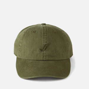 Billionaire Boys Club Men's Flying B Overdye Curved Visor - Overdye Olive