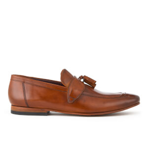 Ted Baker Men's Grafit Leather Tassel Loafers - Tan