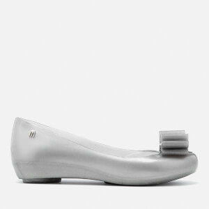Jason Wu for Melissa Women's Ultragirl Sweet Ballet Flats - Silver