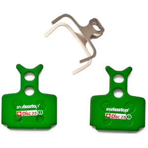 SwissStop D25 Organic Disc Brake Pads - Formula Mega/The One/R1/RX